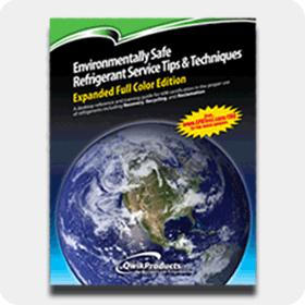 English Epa 608 Universal Reference Manual Qwikproducts