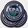 'EPA Certified' Iron-On Patches - 3 Pack (608/609)