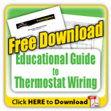 FREE Instructional Guide to Thermostat Wiring